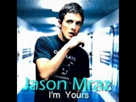 Jason Mraz - I'm Yorus, Karaoke