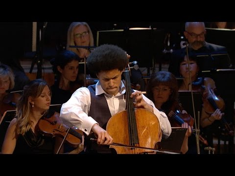 Sheku Kanneh-Mason's winning performance - BBC Young Musician 2016 - BBC Four