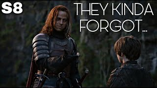 A Few Things The Game of Thrones Writers Kinda Forgot? - Game of Thrones Season 8