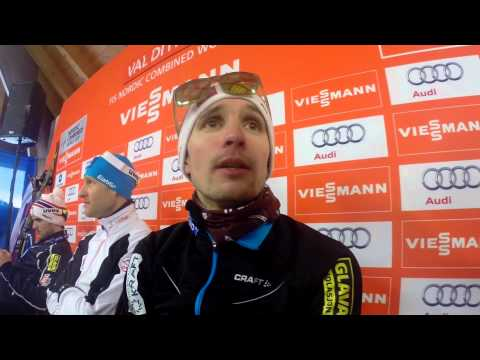 FIS Nordic Combined World Cup 2015 - Jan Schmid (NOR)
