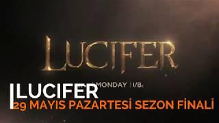 Lucifer 2.Sezon 18.Bölüm Sezon Finali Fragmanı TR Altyazılı