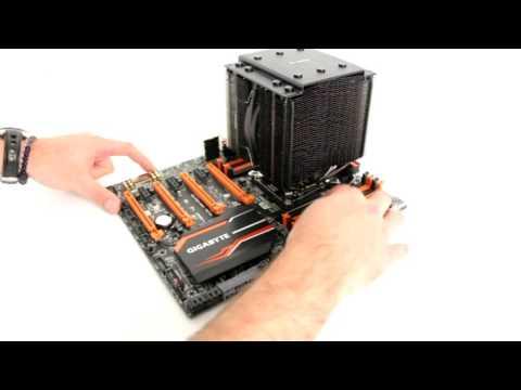 [Cowcot TV] Atelier : Montage PC haut de gamme avec be quiet! G.Skill GIGABYTE