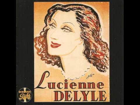 Sur les quais du vieux Paris Lucienne Delyle