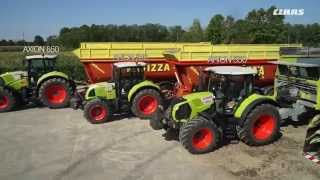 CLAAS In Campo 2015 - Le JAGUAR del team Agliardi thumbnail