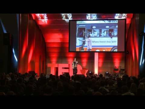 Made in Africa: Geraldine de Bastion at TEDxHamburg