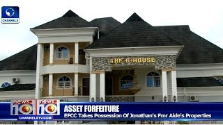 News@10: EFCC Takes Over Possession Of Fmr. Jonathan Aide's Properties 26/05/17 Pt.1
