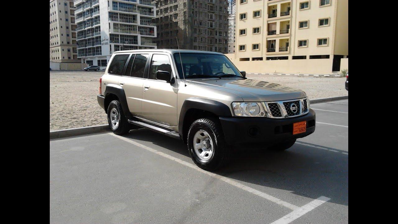 Nissan Patrol Diesel 2006 Mid Option Youtube