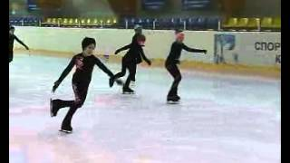 Новогоднее ледовое шоу с участием звезд фигурного катания состоится во Владивостоке