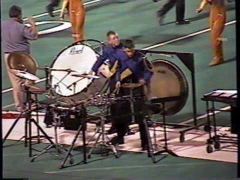 Pflugerville High School 2002 Marching Band (partial)