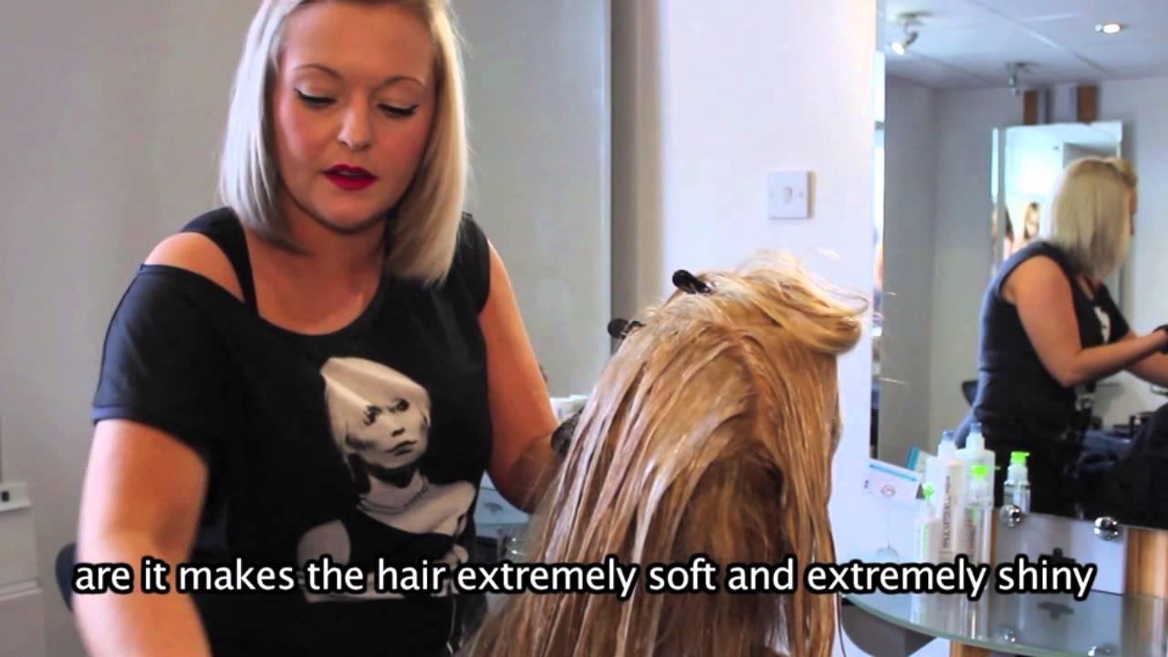 Professional Hair Colouring Technique - No Foils (Wella Colour ...