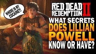 What Secrets Does Lillian Powell Know Or Have? Red Dead Redemption 2