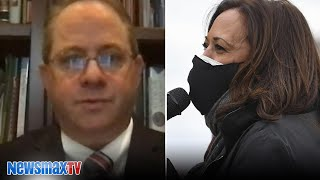 Is this legal? Federal Chair calls out Kamala over 'electioneering'