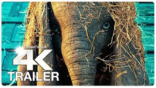 DUMBO Official Trailer (4K ULTRA HD) NEW 2019 | Disney Animated Movie HD