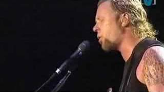 metallica nothing else matters live (fantastic intro solo)