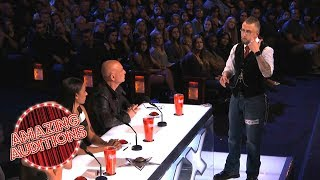 America's Got Talent 2015 - Amazing Magic Acts and Illusions - Part 1