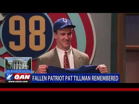 Fallen Patriot Pat Tillman Remembered