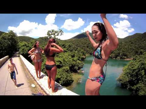 Epic Cliff Jumping Hong Kong