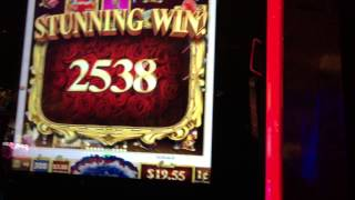 LIVE PLAY on Can Can De Paris Slot Machine with Bonus and Big Wins!!!
