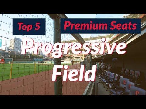 5 Best Luxury Seats At Progressive Field Youtube