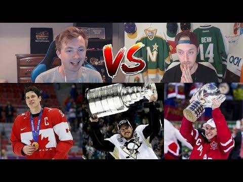 "QUIZ BATTLE vs TDI ""NHL TRIPLE GOLD CLUB"""