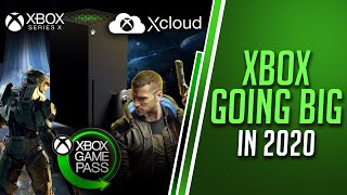 Xbox 2020 is MASSIVE | Xbox Series X Launch, NEW Games, Game Pass and xCloud | BIG Xbox Update