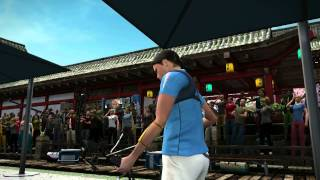 Summer Stars 2012 athletic mood trailer - PS3 Move X360 Kinect Wii