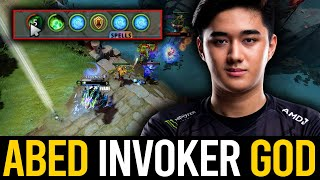 This is how ABED INVOKER DEAL with NEW VIPER MID ft. EG.Cr1t- Lifestealer Carry | Dota 2 Invoker