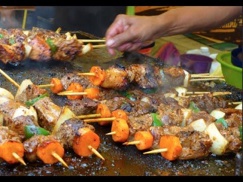 Kebab Cucuk At Tamam Tun Dr Ismail