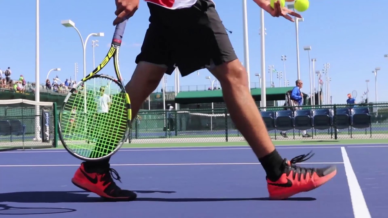 The Playsight Smartcourt For Tennis Youtube