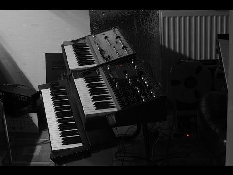 Rare Vintage Analog Synth Ritm 2 aka Ритм 2  MIDI  etc.
