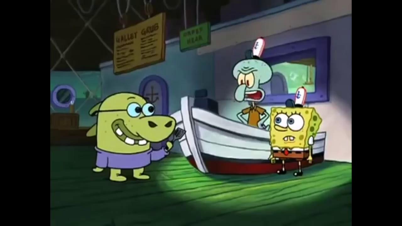 Spongebob ricardo meme