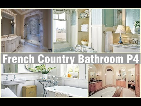 20+ Best French Country Bathroom design ideas P4