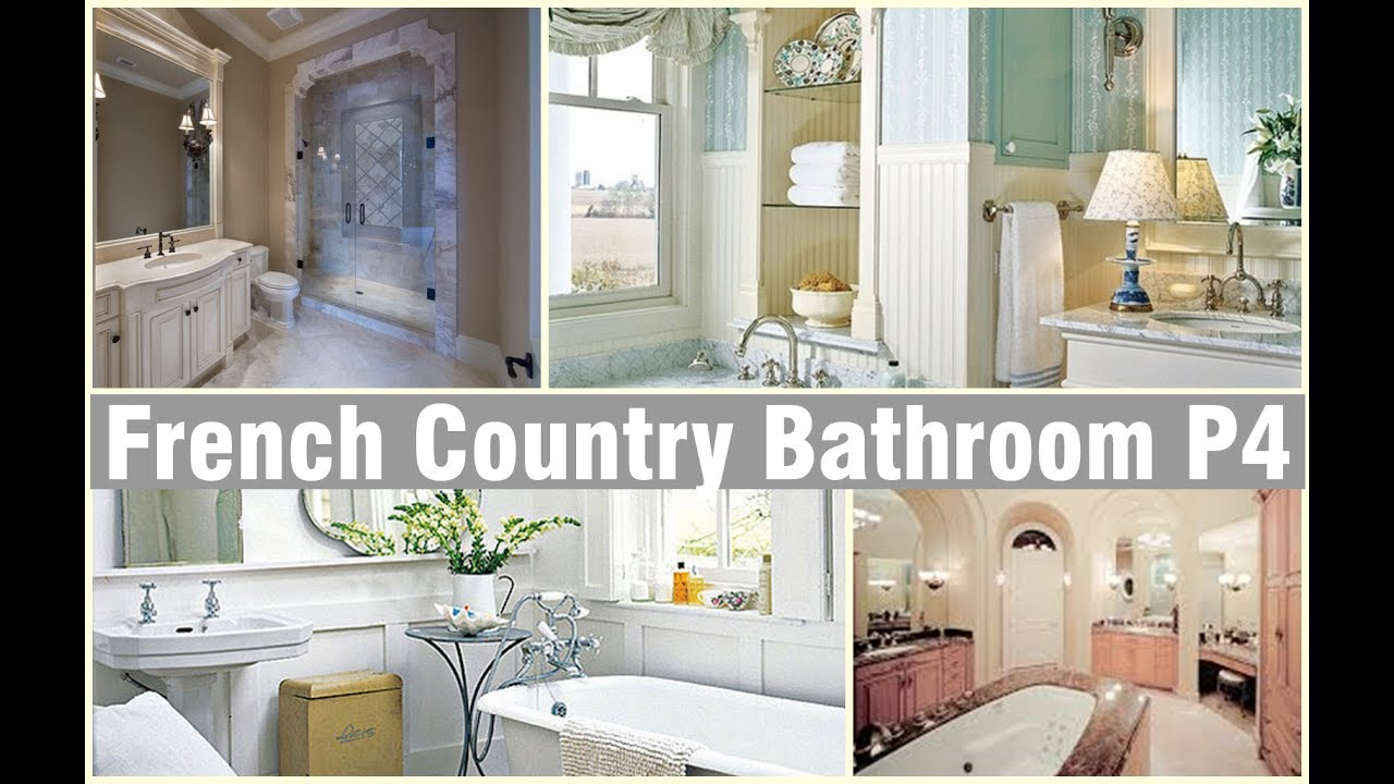 Extra Long Desk Table, 20 Best French Country Bathroom Design Ideas P4 Youtube