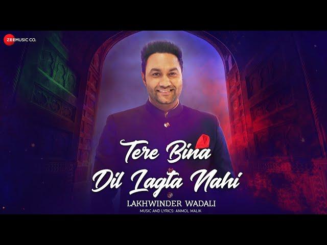 Tere Bina Dil Lagta Nahi - Lakhwinder Wadali | Anmol Malik