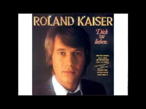 Schweigen - ROLAND KAISER