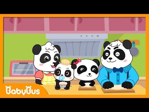 ❤ Pat A Cake  Nursery Rhymes  Kids Songs  Baby Songs  Kids Cartoon  BabyBus
