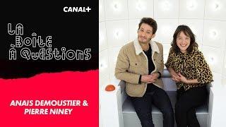 La Boîte à Questions de Anaïs Demoustier et Pierre Niney – 21/11/2018