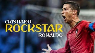Cristiano Ronaldo -Post Malone -Rockstar ft.21 Savage -Portugal Best Skills & GOAL 2018 Video