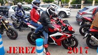 ¡¡LOCURA TOTAL!! MUNDIAL DE MOTO GP 2017 JEREZ
