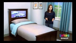 Lightheaded Shaker Bed