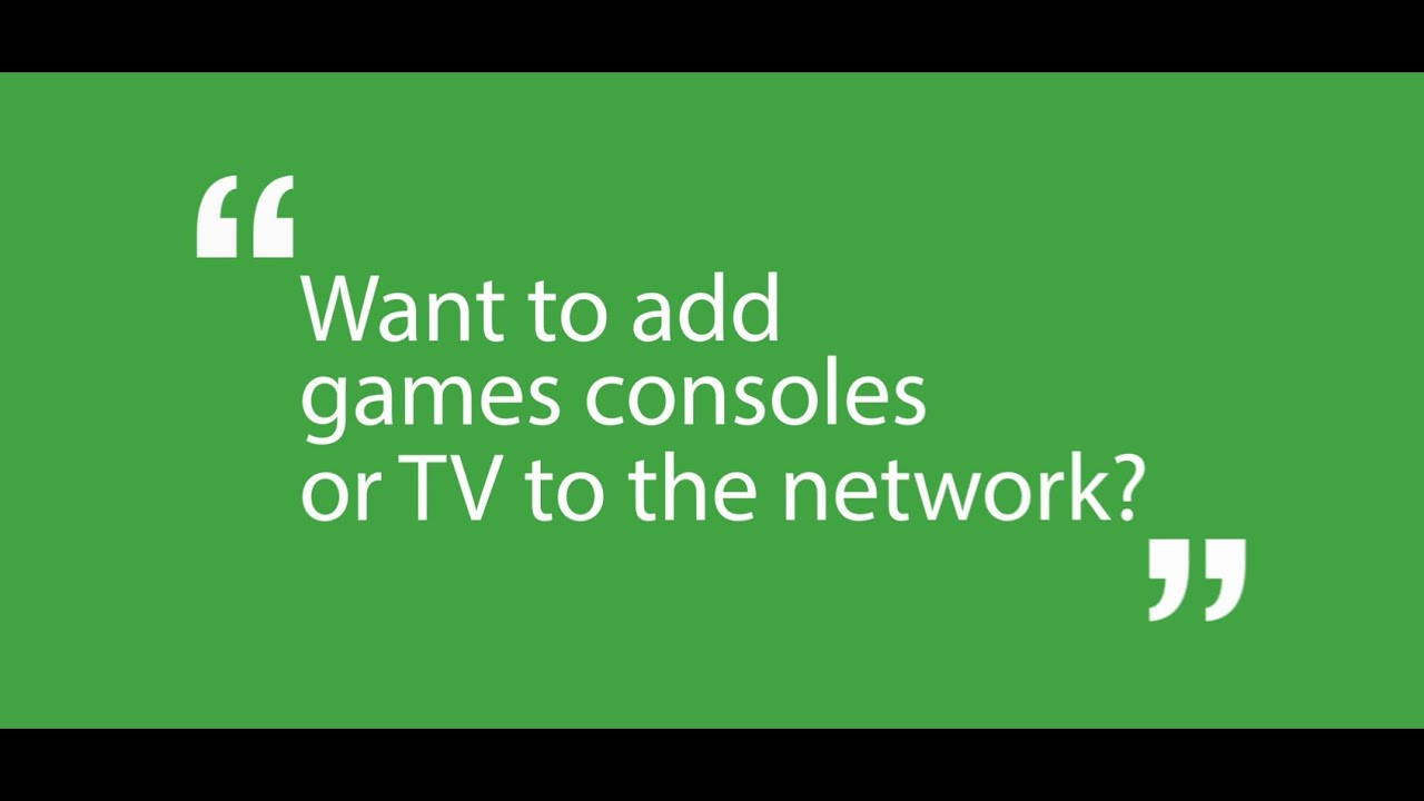 StudentCom - How to Connect Games Consoles & Other Devices - YouTube