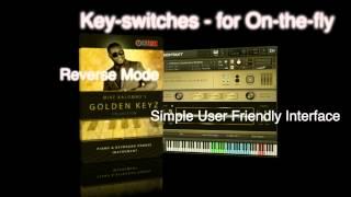Announcing Mike Kalombos Golden Keyz