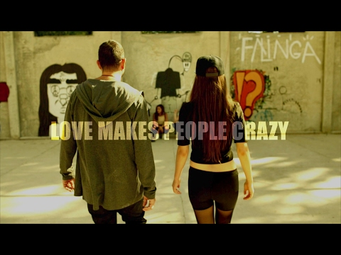 Dorka- Love makes people crazy (official video)
