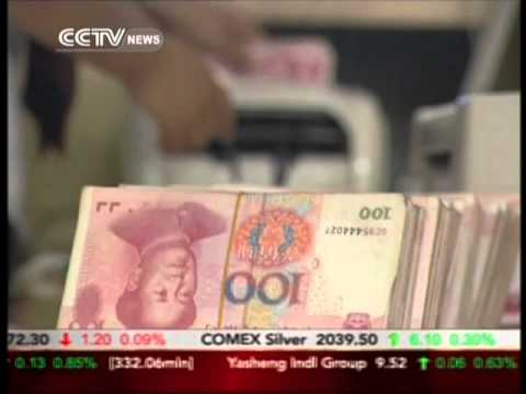 China will end Yuan intervention: Caps on deposit rates may be gradually removed