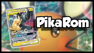 Hitting hard and fast with PikaRom!