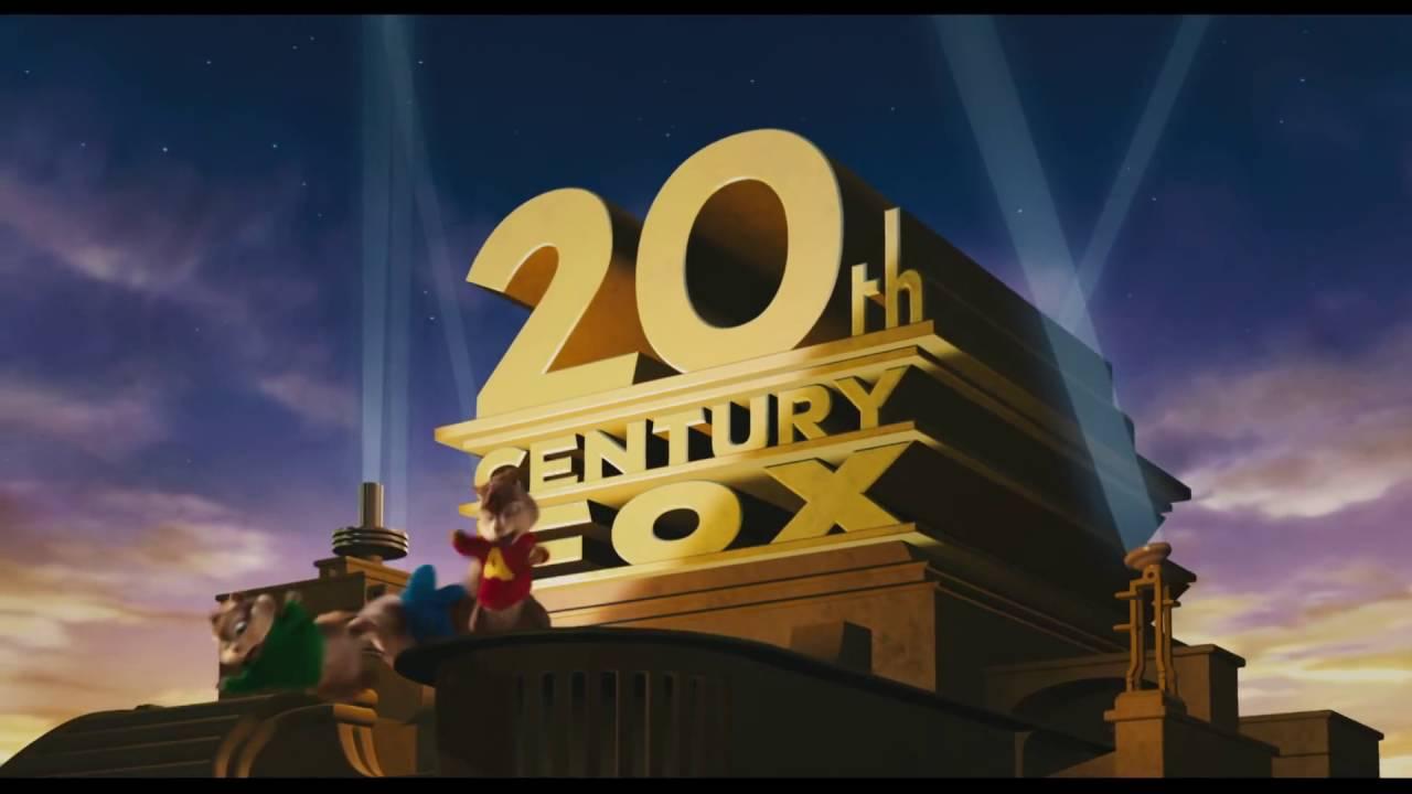 Alvin and the Chipmunks The Squeakquel Singing Logo Intro 20th Century FOX