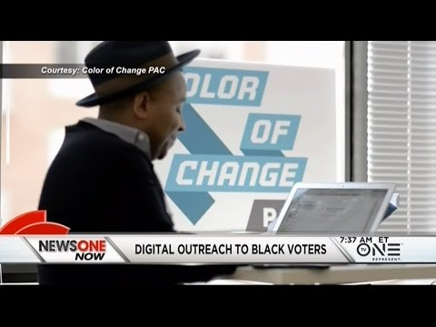 #VotingWhileBlack: Color Of Change Launches Black Voter Digital Outreach Initiative