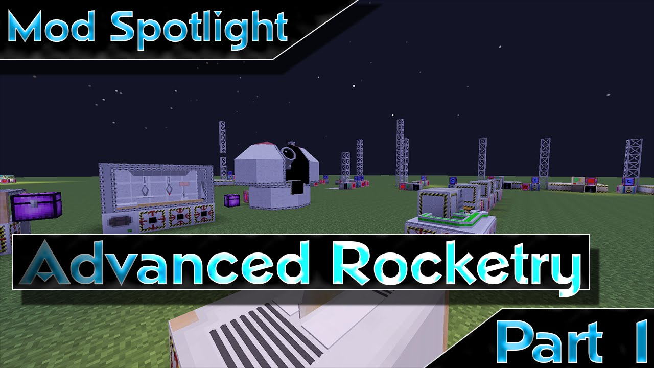 Advanced Rocketry Mod for Minecraft 1 12 2/1 11 2