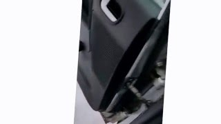 Ford Fusion. Замена уплотнителя задних дверей.(, 2015-12-21T08:14:06.000Z)