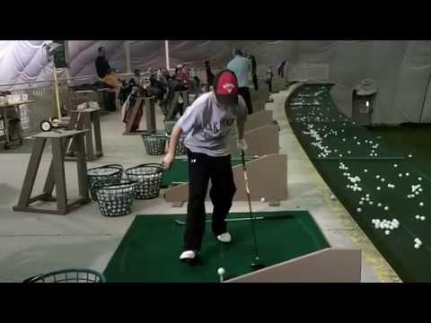 Golf Swing Zach